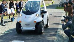 Japanese University Creates World's First Electric Vehicle Without a Battery