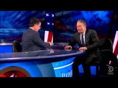 Colbert Countdown: Was Stephen Colbert the most trusted name in news? | The Frame | 89.3 KPCC