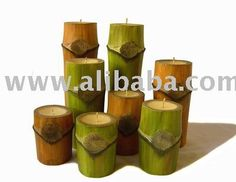 Imagen de http://i01.i.aliimg.com/photo/v0/104599243/bamboo_candles.jpg.