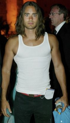 Jared Leto..yes please