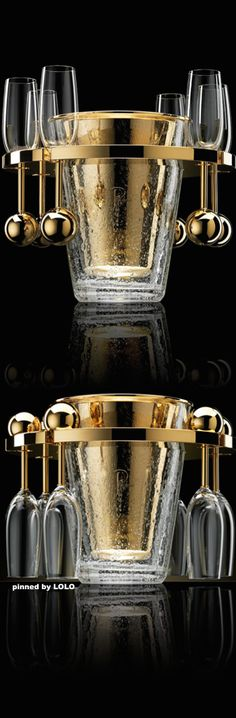 ~Van Perckens Champagne Bucket | The House of Beccaria