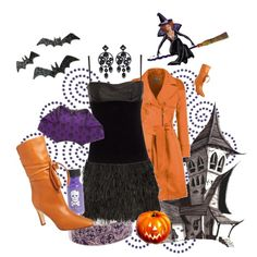 Toil Toil Here Comes Trouble - Polyvore