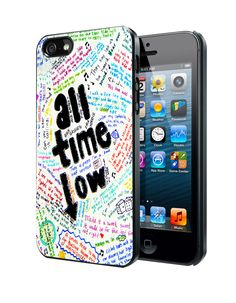 All time low lyric 2 Samsung Galaxy S3/ S4 case, iPhone 4/4S / 5/ 5s/ 5c case, iPod Touch 4 / 5 case