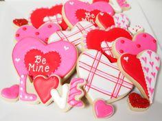 Valentine Cookie Suite