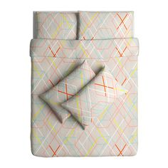 IKEA PS 2014 Quilt cover and 4 pillowcases - 200x200/50x80 cm - IKEA