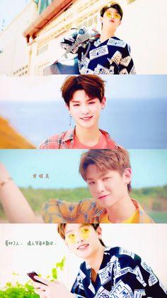 黄明昊 - Nine Percent soloist / Nex7 is the cute maknae Cute, Movies, Movie Posters, Films, Kawaii, Film Poster, Cinema, Movie, Film