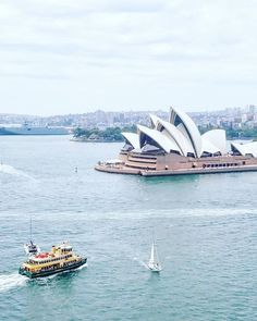 Sydney Opera House is one of those iconic landmarks that everyone recognizes - and an UNESCO world heritage site. Today we first took in the view from the outside then went to see a show inside. Not opera but a circus. For anyone in Sydney area now a big recommendation definitely worth your money to see Circus 1903! (via Instagram)