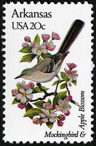 state flowers and birds of the united states - Yahoo Image Search Results Old Stamps, Vintage Stamps, Vintage Birds, Arkansas, Commemorative Stamps, Postage Stamp Art, State Birds, Flower Stamp, Stamp Collecting