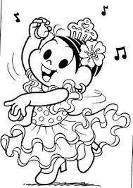 Pin De Vera Dobri Em Bebes Desenhos De Carnaval Monica Para