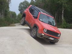 Jeep Renegade Trailhawk in action - Jeep Renegade Forum