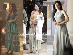 We already told you about how we spotted a lot of Indian designers on Jacqueline's character Shaina in Kick. Thanks to her stylist Tanya Ghavri, we can now show you each one, in case you didn't see the movie yet. In addition to sporting Indian, Jacqueline also sports a few Victoria Beckhams, Dolce & Gabbanas too.
