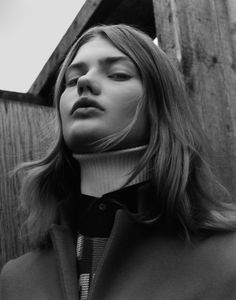 Jamie Hawkesworth Shoots AW14 Fashion for Self Service