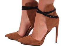 Lime Lush Boutique - Camel Suede Pump with Black Straps, $59.99 (http://www.limelush.com/camel-suede-pump-with-black-straps/)#TodayImWearing#WIWT#BlogPost#Boots#Shoes#MustHave#todiefor#OutfitPost#StreetStyle #LookForLess#Thrifting#StatementNecklace#WorkWear#ColorBlock#CasualWear#Denim#AfricanFashion#NaturalHair#EcoFashion #EcoStyle#BudgetFashion #Frugalista#BodyImage #VintageFashion#BeautyBlogger #bbloggers#MommyBloggers #StyleBlog#FashionBlog #FashionBlogger#FashionNews #FashionIndustry