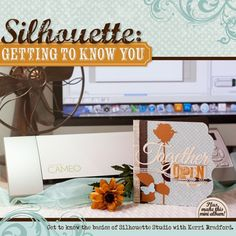 Join Kerri Bradford as she guides you through an overview of Silhouette Studio's basic tools + menus and how to make the most of your Library. She'll get you on your way to making your first cuts as well as make a darling mini album!