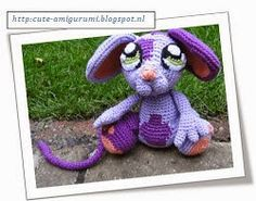 2000 Free Amigurumi Patterns: Mouse