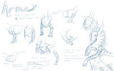 Dragon Arm Tutorial by *Nakase on deviantART