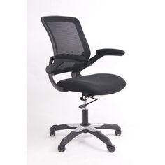 Tweddle Mesh Task Chair, Black