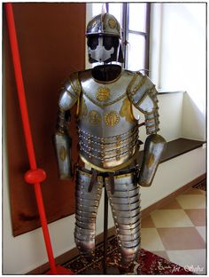 hussar armor