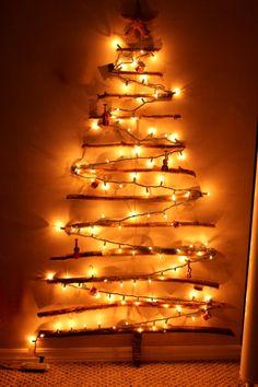 Wall Christmas Trees, Real Christmas Trees, Christmas Tree Farm, Types of Christmas Trees, Beautiful Christmas Trees