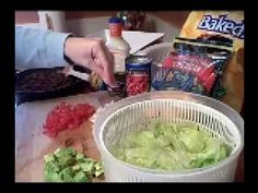 Taco Salad - Cooking after Gastric Bypass