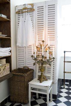 EN MI ESPACIO VITAL: Muebles Recuperados y Decoración Vintage: nórdico/nordic style