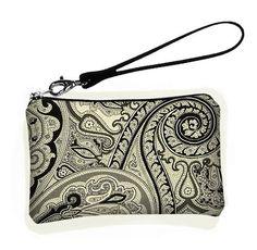 Wallet Wristlet Bridesmaid Purse Bridal by janinekingdesigns, $24.99