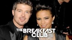 Robin Thicke Names New Album After His Ex Paula Patton......Hip Hop