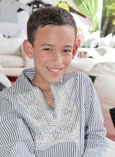 Prince Moulay Hassan of Morocco
