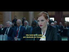 Primeiro trailer do filme 'Armas na Mesa' com Jessica Chastain - Cinema BH