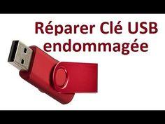 Comment réparer une clé USB endommagée en quelques minutes
