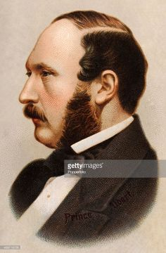 Prince Albert husband consort to Queen Victoria