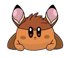 Kirby en Bambi