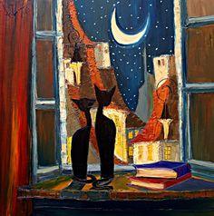 Charm of moonlight
