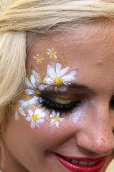Apple Tarts Face paint