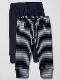 Favorite banded pants (2-pack)