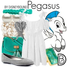 DisneyBound is meant to be inspiration for you to pull together your own outfits which work for your body and wallet whether from your closet or local mall. As to Disney artwork/properties: ©Disney Disney Themed Outfits, Disney Bound Outfits, Disney Dresses, Disney Clothes, Cute Disney, Disney Style, Disney Inspired Fashion, Disney Fashion, Women's Fashion