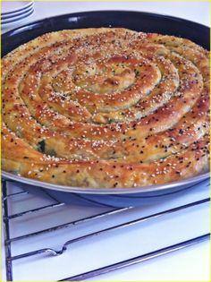 YEŞİL MERCİMEKLİ BÖREK - wwwTürkay Mutfakta.com