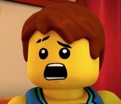 Ninjago - ( Cole x Reader) A New Start - Renewed Memories - Wattpad Jay Ninjago, Ninjago Cole, Ninjago Memes, Lego Ninjago, Jay Walker, Bae, Precious Children, New Start, Funny Faces