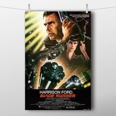 Classic Movie Posters Blade Runner Vintage Wall Art Canvas Prints For Living Room Decor Magnet Scrolls Paintings Living Room Pictures, Wall Art Pictures, Bathroom Wall Art, Home Wall Art, Vintage Wall Art, Vintage Walls, Canvas Wall Art, Canvas Prints, World Map Poster