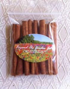 Cinnamon Sticks by Beyondthegardengates on Etsy