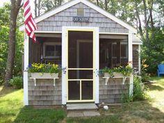 Cape Cod Beach Cottage- Adorable!