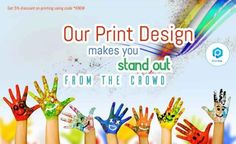 Print Hub Printing Being Unique In this competetive world showing a difference is as important as your products and services as we are. Show your uniqueness and stand out from the crowd with our designs #PrintHub #Printing #DigitalPrinting