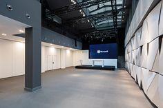 Microsoft Center Berlin, Design by COORDINATION Berlin, Photo: Ulf Büschleb, www.coordination-berlin.com