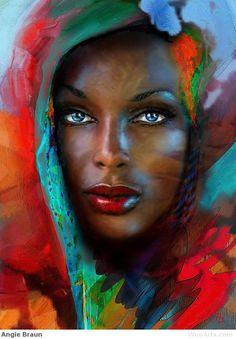 Amazing art .. Love it