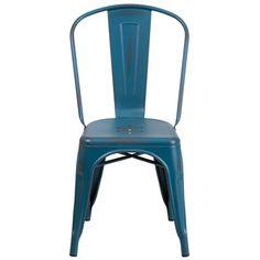 "Flash Furniture 33.5"" Side Chair & Reviews   Wayfair"