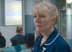 Casualty (30/1&2) The return of Duffy