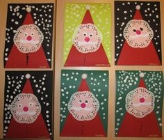 Risultati immagini per bricolage maternelle pommes Preschool Christmas, Noel Christmas, Christmas Activities, Christmas Crafts For Kids, Christmas Projects, Winter Christmas, Holiday Crafts, Christmas Decorations, Father Christmas