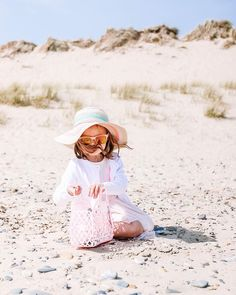 """Everly, Rendell, Daniel on Instagram: """"This girl and her beach treasures 💗🌾 🐚... wish you all a sunny and adventureful weekend ☀️🌿... #happyweekend #weekendvibes #beachbaby…"""" Weekend Vibes, Happy Weekend, Sunnies, Wish, In This Moment, Lifestyle, Beach, Instagram, Sunglasses"""