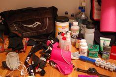 Cold Weather Marathon Packing List | Tris & Tribulations