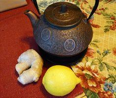 "Turmeric Ginger Lemonade - My ""Go-To"" Healing Drink"